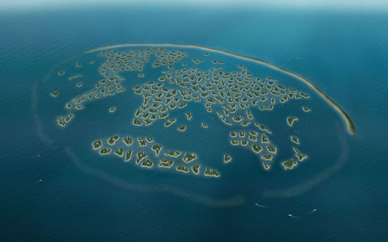dubai-world-islands