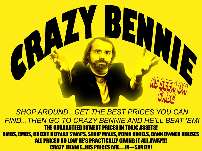 ben bernanke gives best deals on bonds